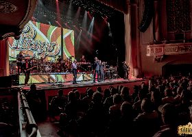 Chicago at Saenger Theater