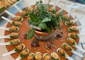 Catering Food Offering