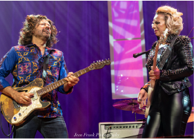 More Info for Tab Benoit's Swampland Jam and Samantha Fish Band