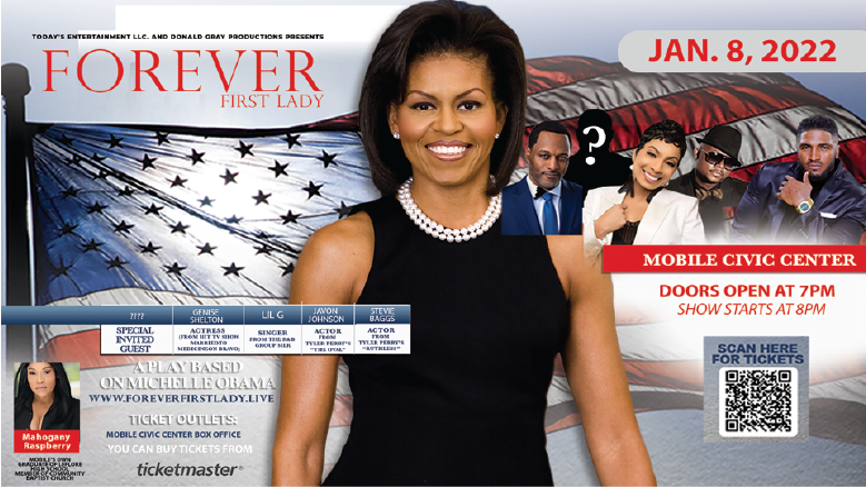 More Info for Forever First Lady